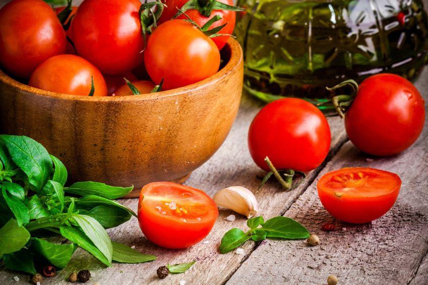 il pomodoro e la dieta